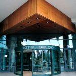 Entrada Hotel Deloix